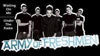 Army of Freshmen - Waiting On Me