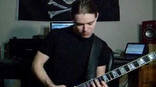 ARSIS - Beyond Forlorn - Guitar Lesson