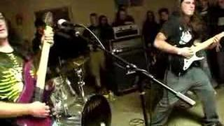 Arsis - The Face Of My Innocence - Live in CT 11/06/06