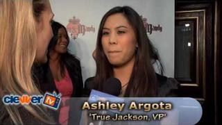 """Ashley Argota Interview: Savvy & Mandy """"Words"""" Video Release Party"""