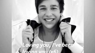Austin Mahone - Loving You Is Easy Lyrics