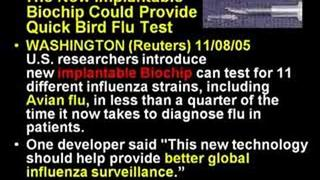 Avian Flu, Population Control, H5N1, Biological Warfare Pt.3