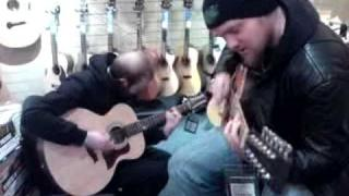 Axis of Perdition - 12-string jam.3gp