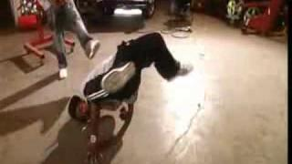 B2K omarion freestyle dance feat marques houston