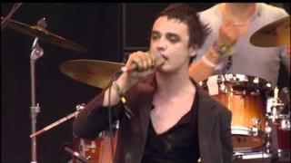 Babyshambles - Stix & Stones (Glastonbury 2005)