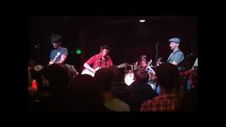Bad Astronaut - Greg's Estate/Anecdote live in Santa Barbara 7/8/10