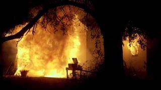 Badlands - Fire