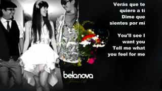 Belanova - One, Two, Three, Go! (1, 2, 3, Go!) (English translation)