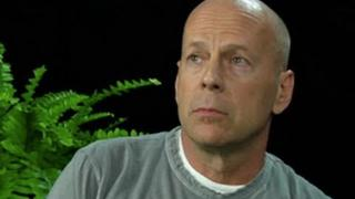 Between Two Ferns with Zach Galifianakis: Bruce Willis