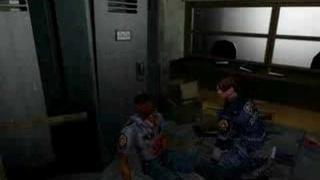 Bio Hazard / Resident Evil 2 Leon Knife Clear part 1 the second trial