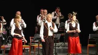 Bojnická kapela - Polky Andreja Lieskovského