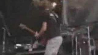 Boy Hits Car - The Rebirth @ The Reading Festival 2001