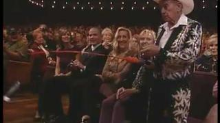 """Brad Paisley performs """"I'm Gonna Miss Her"""" at the Grand Ole Opry"""