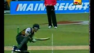Brendon mccullum Super Sixes vs shaun tait T20 Cricket