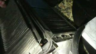 Cabin Air Filter Replacement Mazdaspeed 3