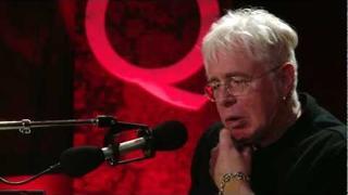 Canadian troubadour Bruce Cockburn in Studio Q