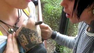 Cera Meets Christofer Drew Ingle (tattoo)