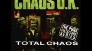 Chaos UK - Four Minute Warning