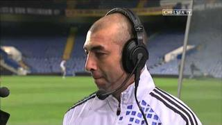 Chelsea FC - Di Matteo on Portsmouth
