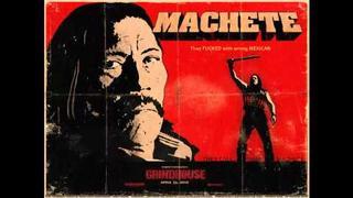 Chingon - Cascabel (Machete Soundtrack) [HD]