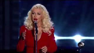 Christina Aguilera - Beautiful (Breakthrough Prize Awards 2014)