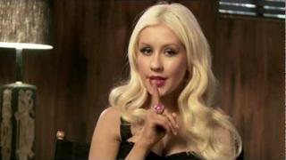 Christina Aguilera - Secret Potion Behind The Scenes