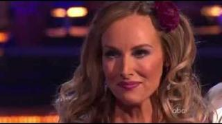 Chynna Phillips & Tony Dovolani - Rumba - Week 3