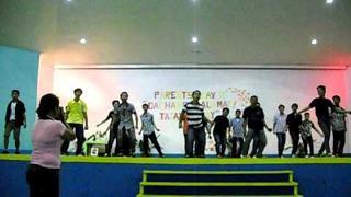 Cidinho & Doca - Rap Das Armas (Parapapapa) (2011 Summer Workshoppers' Intermission Number)