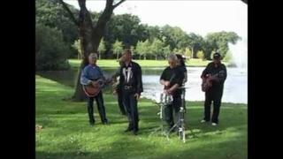 Country From Holland : The Black Wings Band - Dance The Music Of Love