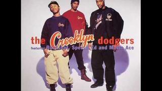 Crookly Dodgers - Crooklyn (Acapella) feat Masta Ace, Special ED and Buckshot