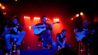 "Crossfade ""Dead Skin"" Acoustic, Chameleon Club, Lancaster PA, concert 5/28/11"