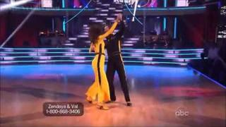 Dancing with the stars-week 9
