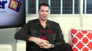 Daniel Cudmore Talks 'The Twilight Saga: Breaking Dawn -- Part 1'