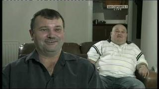 Darts - Terry Jenkins & Andy Smith Interview 2009