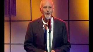 David Essex singing on 16/9/08