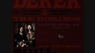 Derek & the Dominos with Duane Allman-Tampa, Florida-1970