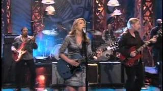 Derek Trucks & his wife Susan's band on Leno, 5/16/11