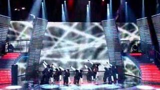 Diversity - Semi Finals 1 - Britain's Got Talent 2009: Dancers (HQ)