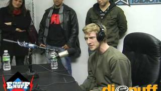 DJ Enuff-Kid Cudi Asher Roth Freestyle on ALISTRADIO.NET Part 2