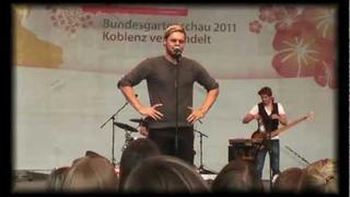 Doleful - Daniel Schuhmacher live auf der BUGA 2011 in Koblenz