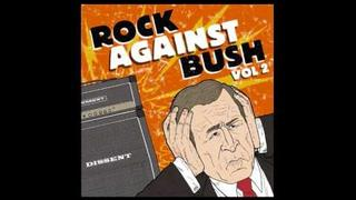 "Donots ""Time's Up"" Rock Against Bush Vol.2"