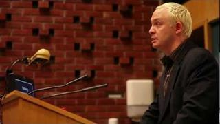 Douglas Mallette Lecture Blindern Oslo Norway