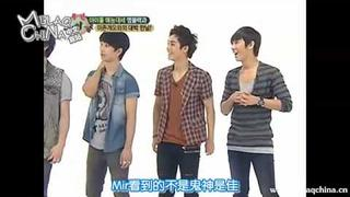 [ENG SUB] Miss A's Jia and MBLAQ's MIR - Scandal?