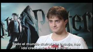 Entrevista a Daniel Radcliffe en (sub español)