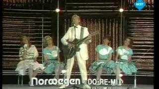 Eurovision 1983 - Jahn Teigen - Do re mi