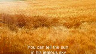 Eva Cassidy - Fields of Gold lyrics