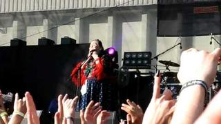 """Fleret a Jarmila Šuláková - """"Ovečky zaběhnuté"""" (Masters of rock 2009)"""