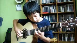 (Frankie Valli) Can't Take My Eyes Off Of You - Sungha Jung