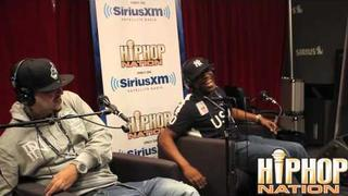 "French Montana & Uncle Murda's ""On Da Spot"" Freestyle With DJ Green Lantern"