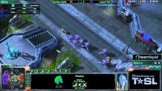 Game 2 - Dignitas.NaNiwa vs Liquid`Ret - TSL3 Ro32 Match 12